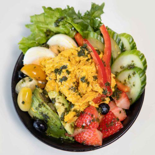Pakistani Chicken Salat
