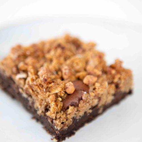 Gluteinfrí brownie