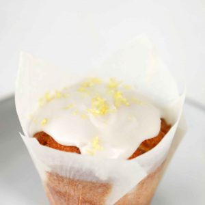 sítrónu muffins