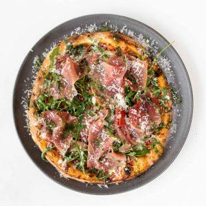 Serrano-Pizza